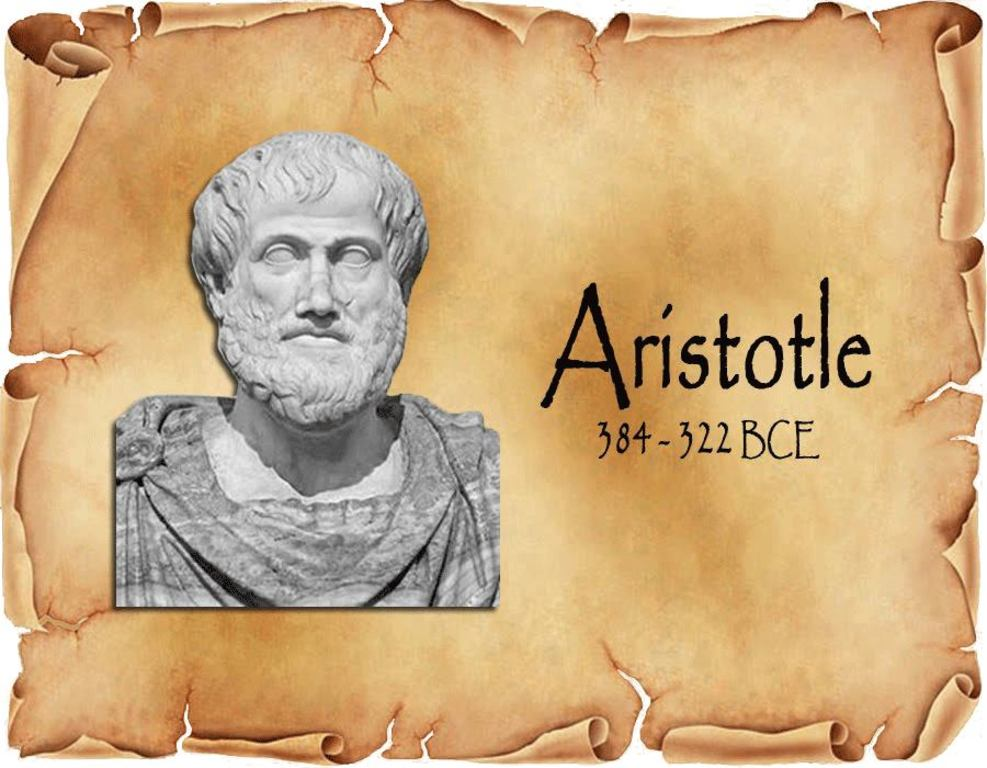 the life and works of aristotle essay