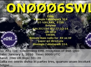 image of on0006swl