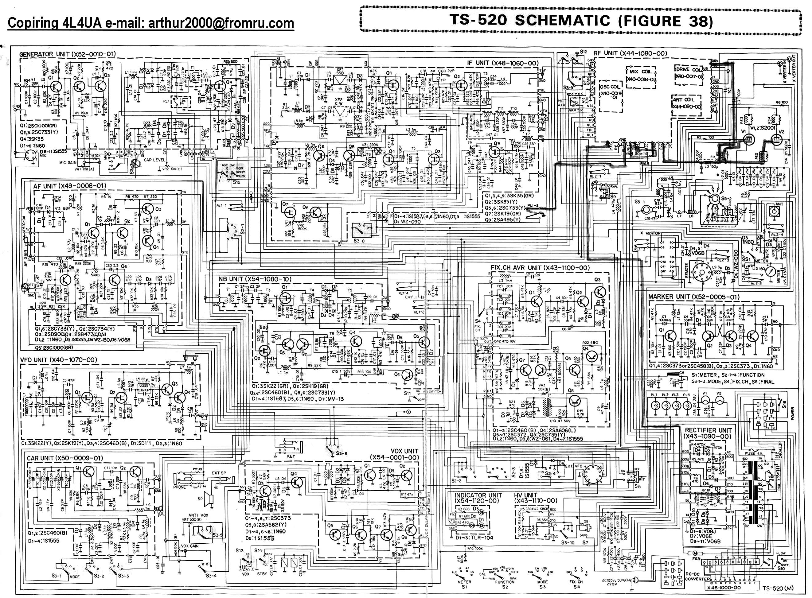 Radio Manuals On Qrzcq The Database For Radio Hams Kenwood KDC 135 Wiring  Diagram Kenwood Wiring Diagram Free Download Schematic